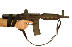 Blade AR with strap 1