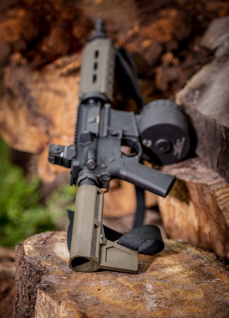 AR pistol Shockwave
