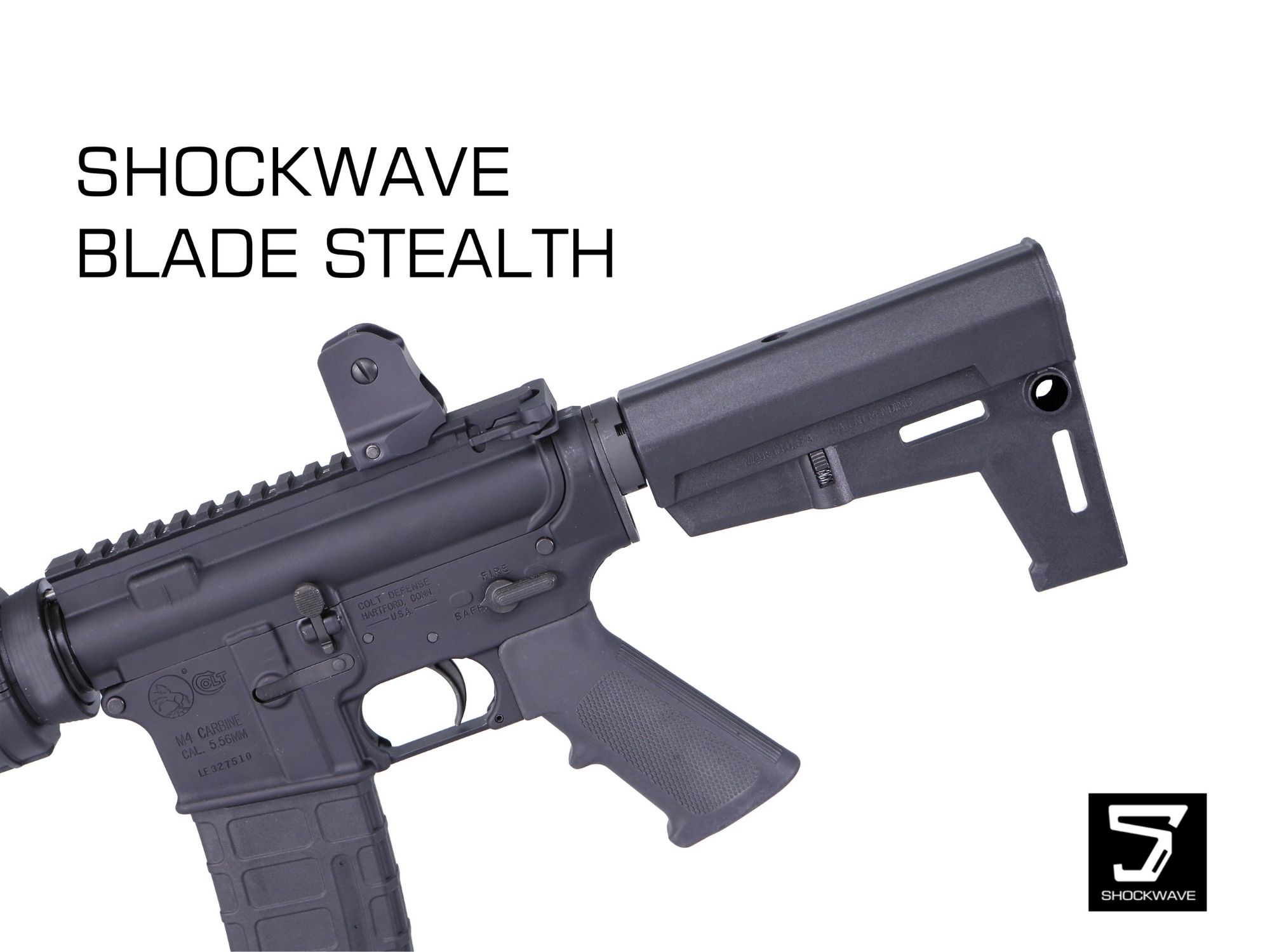 shockwave blade stealth pistol stabilizer